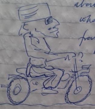 Karachi cool dude